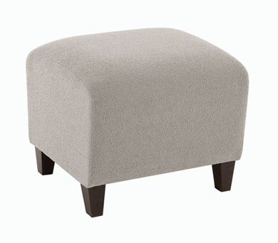 Picture of Heavy Duty Reception Lounge 1 Seat Tandem Modular Backless Bench
