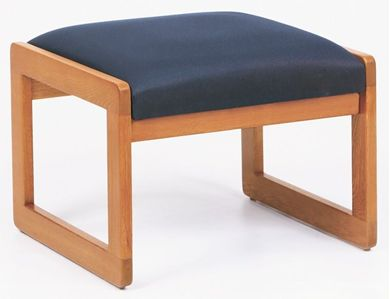 Picture of Bench Seating Single Seat Lounge Sled Base Lounge