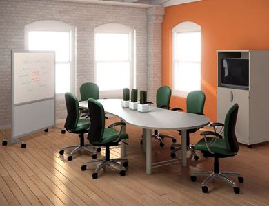 Picture of 10' Peanut Curve Meeting Conference Table