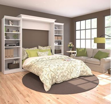 Picture of  115'' W Queen Wall Bed