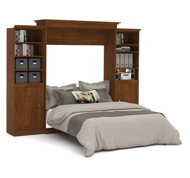 """Picture of 115""""W Queen Bed Wall Kit"""