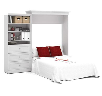 """Picture of 101""""W Queen Wall Bed Kit"""