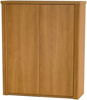 Picture of 30'' Cabinet With 2 Shelves And Lateral Files