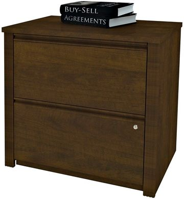"""Picture of 30"""" 2 Drawer With Locking Lateral File"""