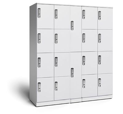 Picture for category Locker Storage Cabinets