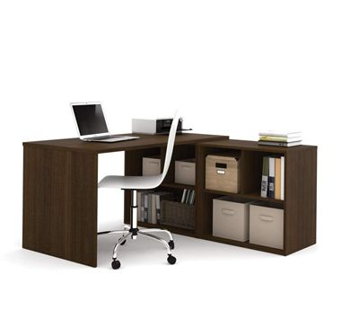 "Picture of 30"" X 60"" L-Shaped Desk"