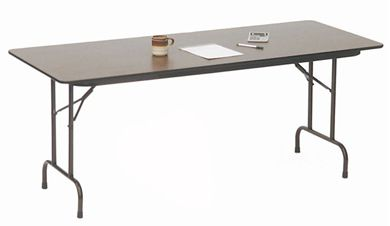 "Picture of 30"" x 60"" Folding Meeting Table"