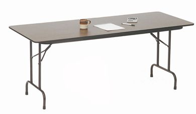"Picture of 30"" x 72"" Folding Meeting Table"