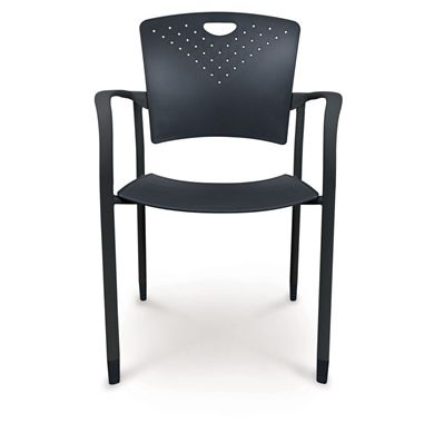 Picture of  Stacking Chair With Armrest  (Set of 4)