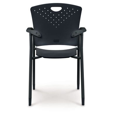 Picture of  Stacking Chair With Armrest  (Set of 2)