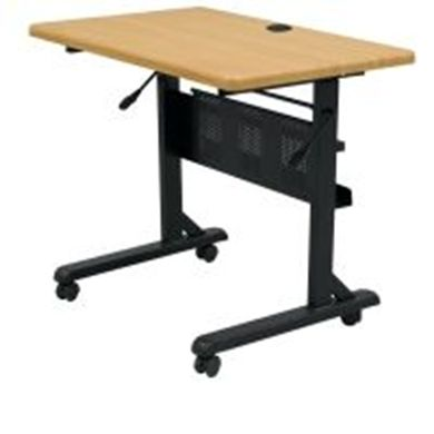 Picture of Mobile Nesting Training Table with Flipper Top