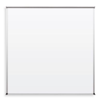 Picture of 4'H x 6'W ABC Board With Hidden Tackless Paper Holder