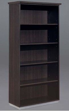 """Picture of 72""""H Open Bookcase with Adjustable Shelves"""