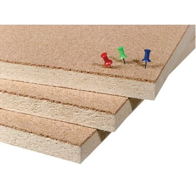Picture of 4'H x 8'W Replacement Natural Cork Panels And Rolls