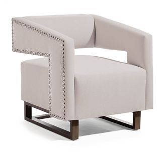 Picture of Contemporary Reception Lounge Lobby Chair