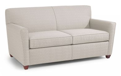 Picture of Hospitality 2 Seat Sleeper Sofa