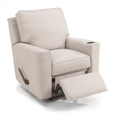 Picture of Hospitality Plush Recliner with Handle Lever