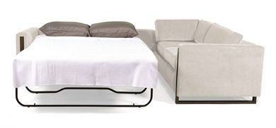 Picture of Hospitality Reception Lounge Sectional Sleeper Sofa