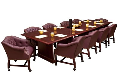 Picture of 12' Rectangular Conference Table