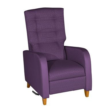 Picture of Healthcare Patient Mobile Recliner with Pillow Back