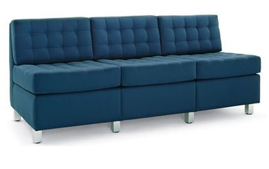 Picture of Reception Lounge 3 Seat Armless Sofa