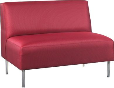 Picture of Contemporary Reception Lounge Modular Armless 2 Seat Loveseat