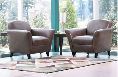 Picture of Set of 2, Reception Lounge Club Arm Chair