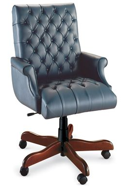 Picture of Executive High Back Traditional Tufted Office Conference Chair