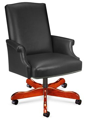 Picture of Traditional High Back Executive Office Conference Chair