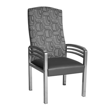 Picture of Healthcare High Back Patient Chair