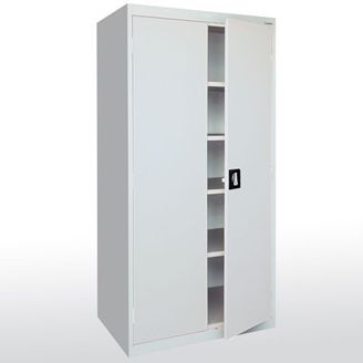 Picture of  Steel Storage Cabinet With Adjustable Shelves