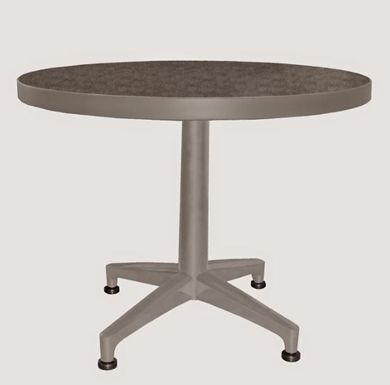 "Picture of 24"" Round Heavy Duty Cafe Table"