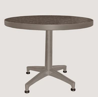 "Picture of 42"" Round Heavy Duty Cafe Table"