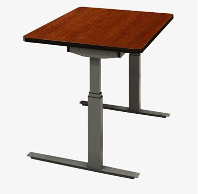 "Picture of 54"" Powered Height Adjustable Table"