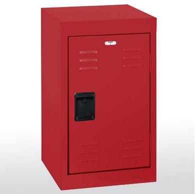 """Picture of 1-Tier Welded Storage Locker-24""""H"""
