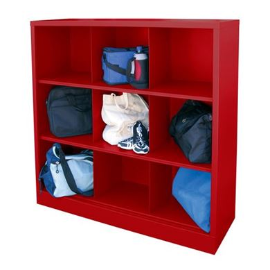 Picture of Heavy Duty Cubby Storage Organizer