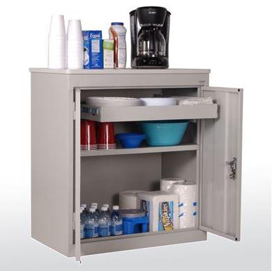 Picture of Mobile Refreshment Center / Machine Stand