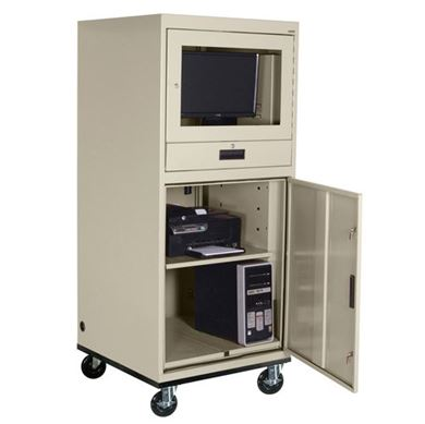 Picture of Extra Heavy Duty Computer Cabinets