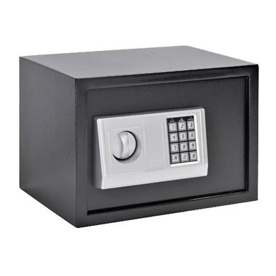 Picture of Solid Steel Electronic Safe
