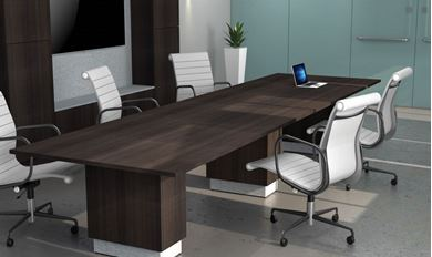 Picture of 16' Conference Table with Power Module