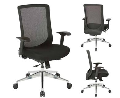 Picture of Mid Back Ergonomic Mesh Task Chair