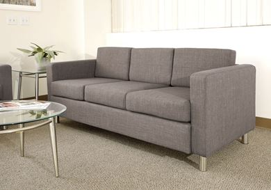 Picture of 3 Seat Sofa with Coffee and End Table